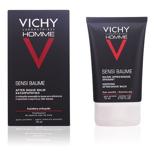 Vichy homme sensi-baume mineral ca (after-shave balm) 75 ml (3337871318888)