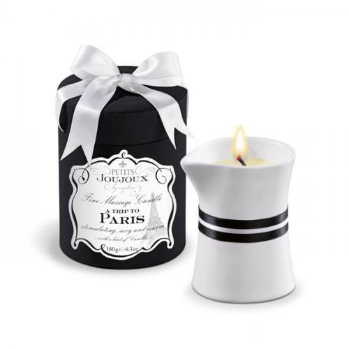 Mystim (ge) Świeca do masażu petits joujoux fine massage candles - a trip to paris (duża) (4260152467007)