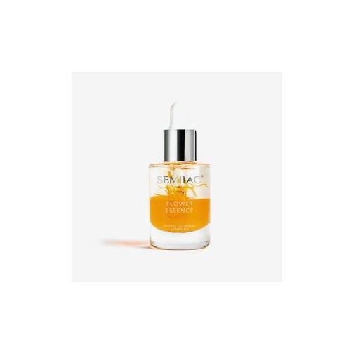 Semilac flower essence, oliwka do skórek, orange strength, 10ml (5902751418118)