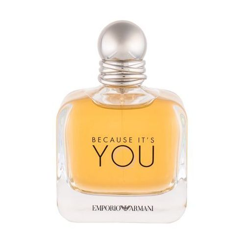 Giorgio Armani Becouse It's You Woman 100ml EdP