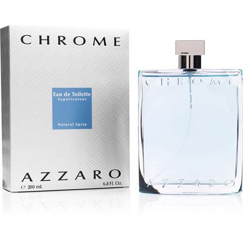 Azzaro CHROME Men 200ml EdT