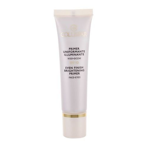Collistar make-up base brightening primer baza pod makeup rozjaśniający (evening brightening primer) 30 ml