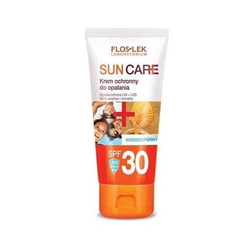 sun care krem ochronny do opalania spf30 100ml marki Floslek