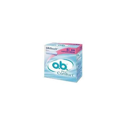 Ob procomfort mini x 8 tamponów marki Johnson&johnson