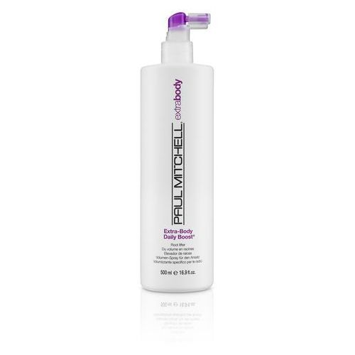 Paul mitchell extra body daily boost | spray unoszący włosy od nasady 500ml
