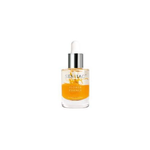 Semilac Flower Essence, oliwka do skórek, Orange Strength, 10ml