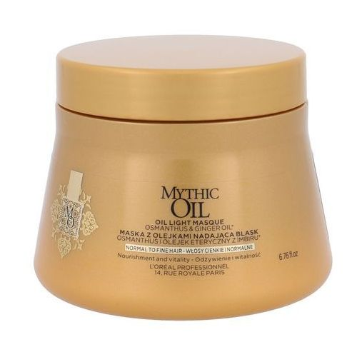 L'oreal professionnel Loréal professionnel mythic oil masque for normal to fine hair (3474636391165)