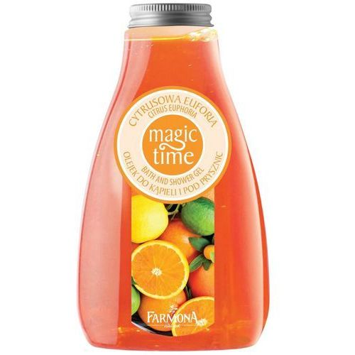 Farmona Magic Time Citrus Euphoria żel Do Kąpieli I Pod Prysznic O