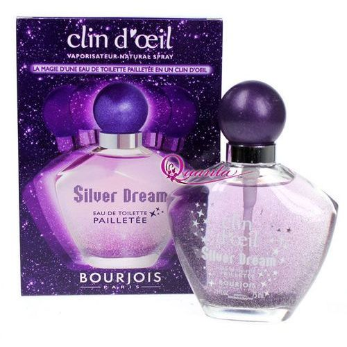Bourjois Clin d'Oeil Silver Dream Woman 75ml EdT