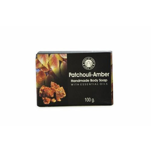 SONG OF INDIA mydło Patchouli Amber