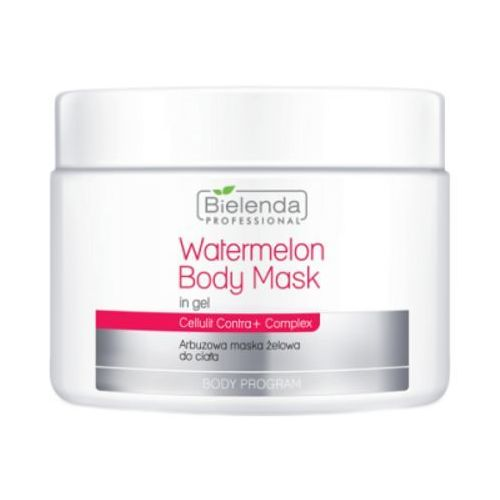 Bielenda Professional WATERMELON GEL BODY MASK Arbuzowa maska żelowa do ciała