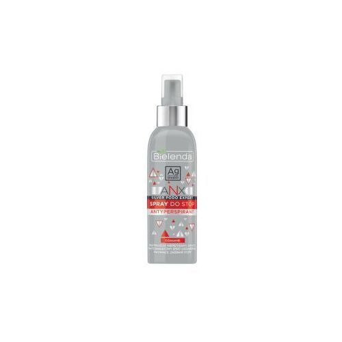 BIELENDA ANX PODO ANX PODO EXPERT SPRAY DO STÓP ANTYPERSPIRANT 150ML