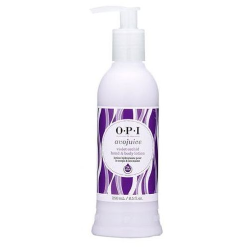 OPI AVOJUICE VIOLET ORCHID HAND & BODY LOTION Balsam do dłoni i ciała - orchidea (250 ml)