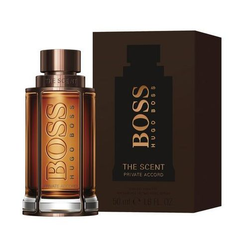HUGO BOSS The Scent Private Accord EDT 50 ml Dla Panów