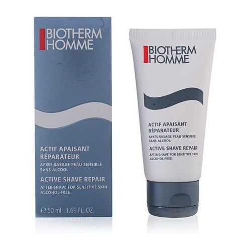 Biotherm Homme balsam po goleniu dla cery wrażliwej (Active Shave Repair) 50 ml, 3367729519013