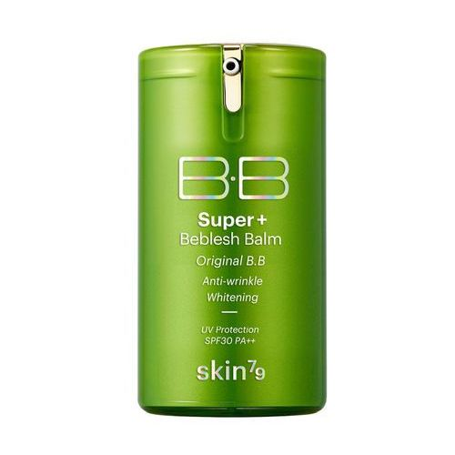 Skin79 super+ beblesh balm spf30 pa+++ bb cream green krem bb 40 g (8809223668507)