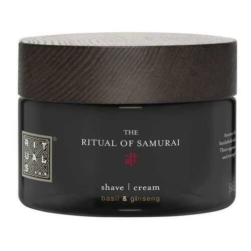 The Ritual of Samurai Shave Cream - Krem do golenia