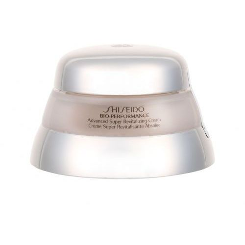 bio-performance advanced super revitalizing cream krem do twarzy na dzień 75 ml dla kobiet marki Shiseido