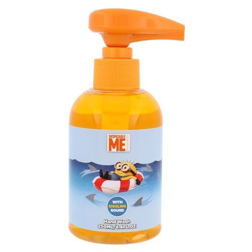 Minions hand wash with giggling sound mydło w płynie 250 ml (5013692229395)