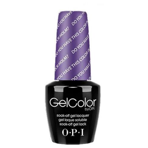 Opi gelcolor do you have this color in stockholm żel kolorowy (gc-n47)