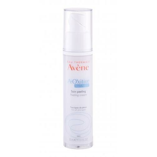 Avene A-Oxitive Night Peeling Cream krem na noc 30 ml dla kobiet (3282770208245)