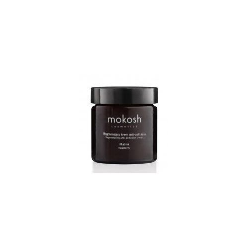 , regenerujący krem do twarzy anti-pollution, malina, 60ml marki Mokosh