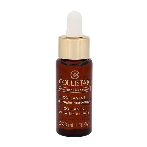 pure actives collagen anti-wrinkle firming serum do twarzy 30 ml tester dla kobiet marki Collistar