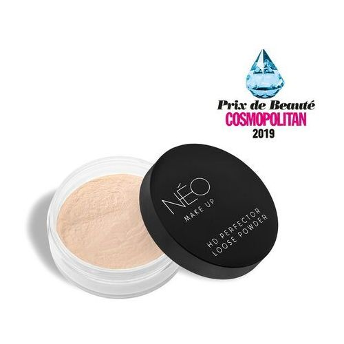 PUDER SYPKI TRANSPARENTNY HD PERFECTOR LOOSE POWDER – NEO MAKE UP (5903274033987)