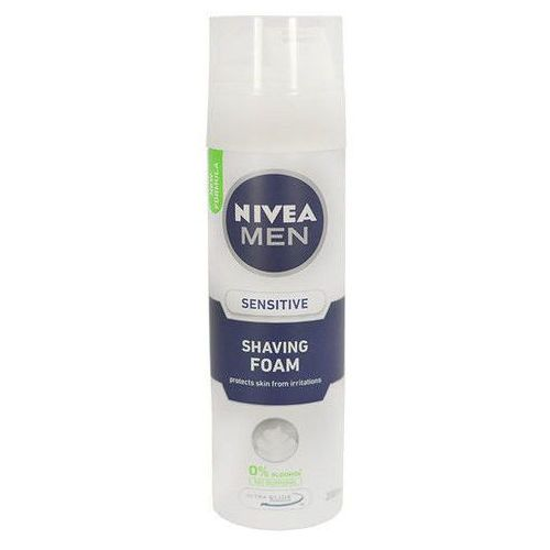 Nivea men sensitive shaving foam 200ml m pianka do golenia