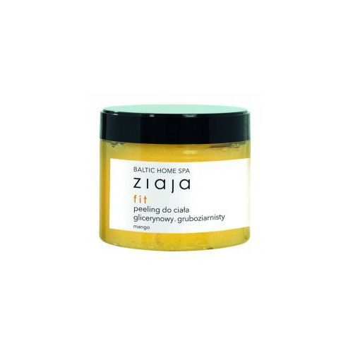 Ziaja Baltic Home Spa Fit, gruboziarnisty peeling do ciała, 300ml