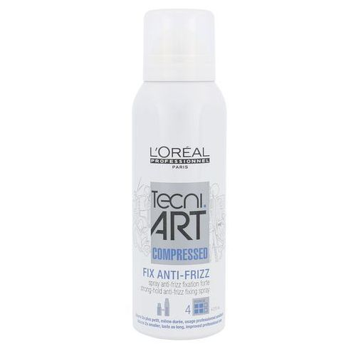 L'Oréal Professionnel Tecni Art Fix spray utrwalający Force 4 (Compressed) 125 ml (3474636391042)