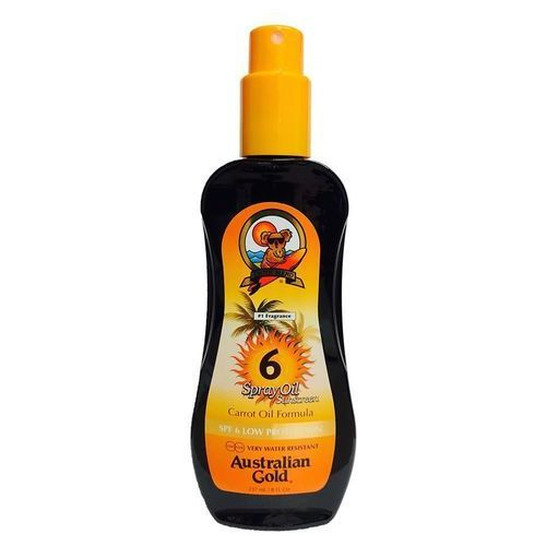 spf 6 spray oil | olejek w sprayu do opalania 237ml marki Australian gold