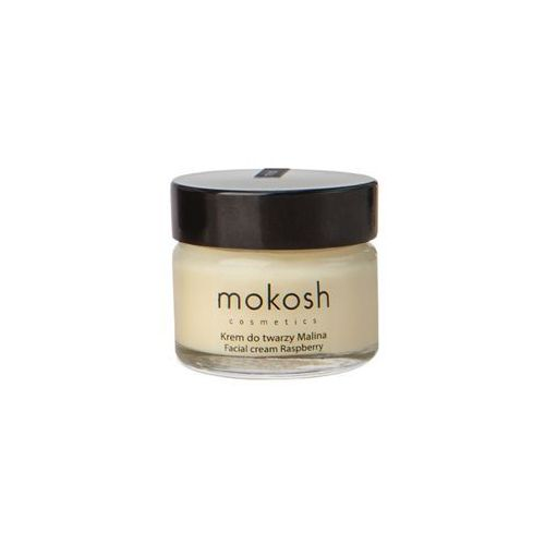 Mokosh, Krem do twarzy Regenerujący Anti-pollution Malina MINI, 15ml (5902729031318)