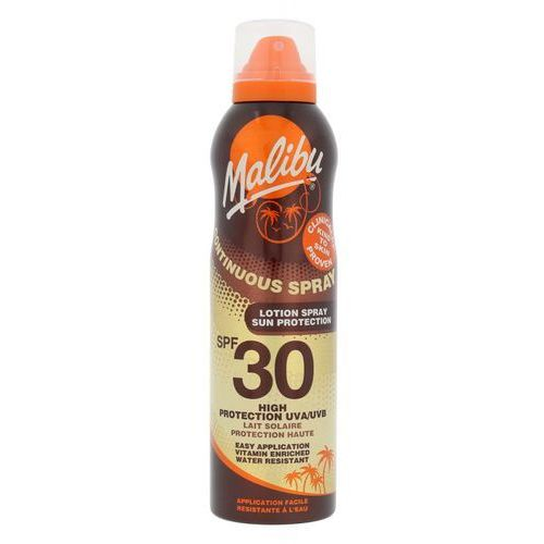 continuous spray spf30 marki Malibu