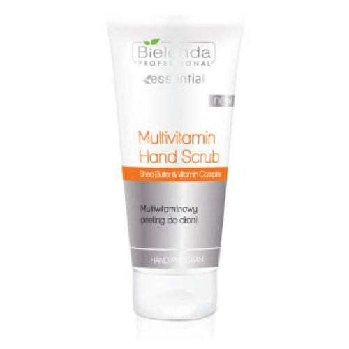 multivitamin hand scrub multiwitaminowy peeling do dłoni marki Bielenda professional