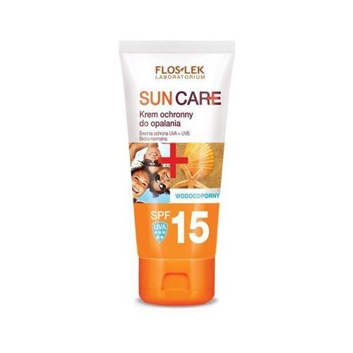 Floslek sun care krem ochronny do opalania spf15 100ml