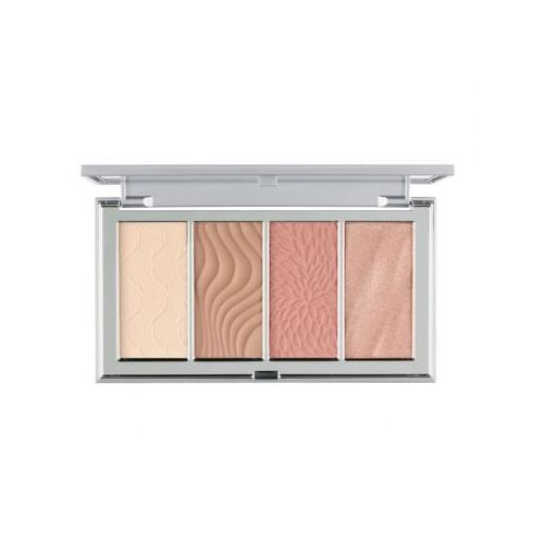 PÜR 4-In-1 Skin Perfecting Powders Face Palette In Fair-Light, 847137058890