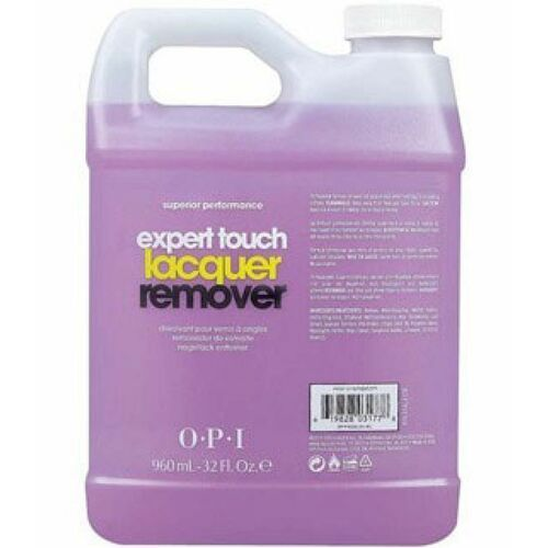 expert touch lacquer remover zmywacz do paznokci (960 ml) marki Opi