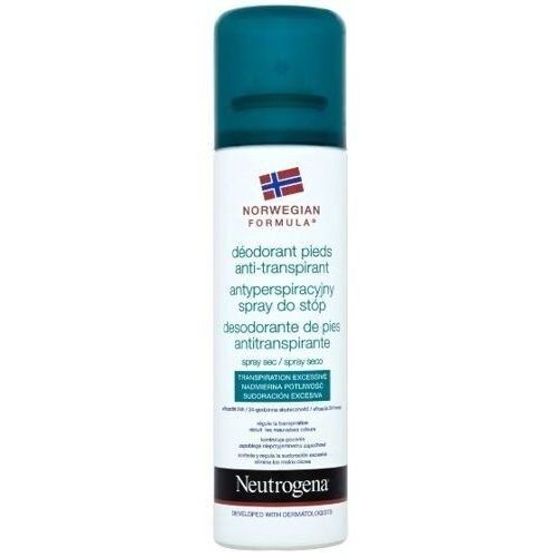 Johnson&johnson Neutrogena spray do stóp 150ml